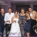 магнитни снимки сватба димитровград, женя и николай 04.07.15