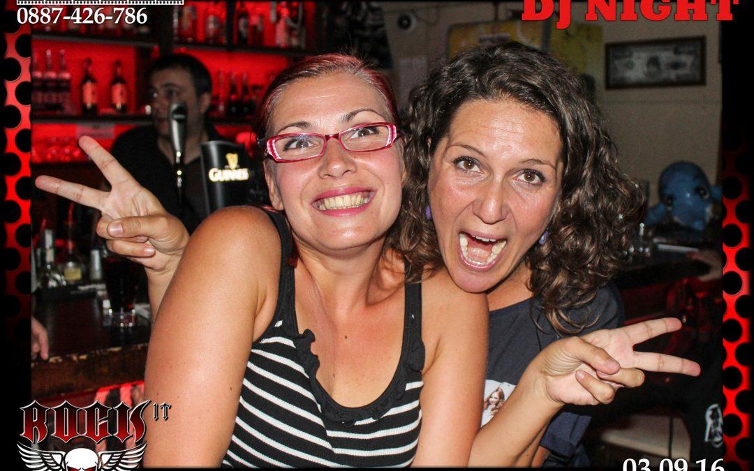 Подаръци за гости Магнитни снимки бар Rock It – 03.09.16