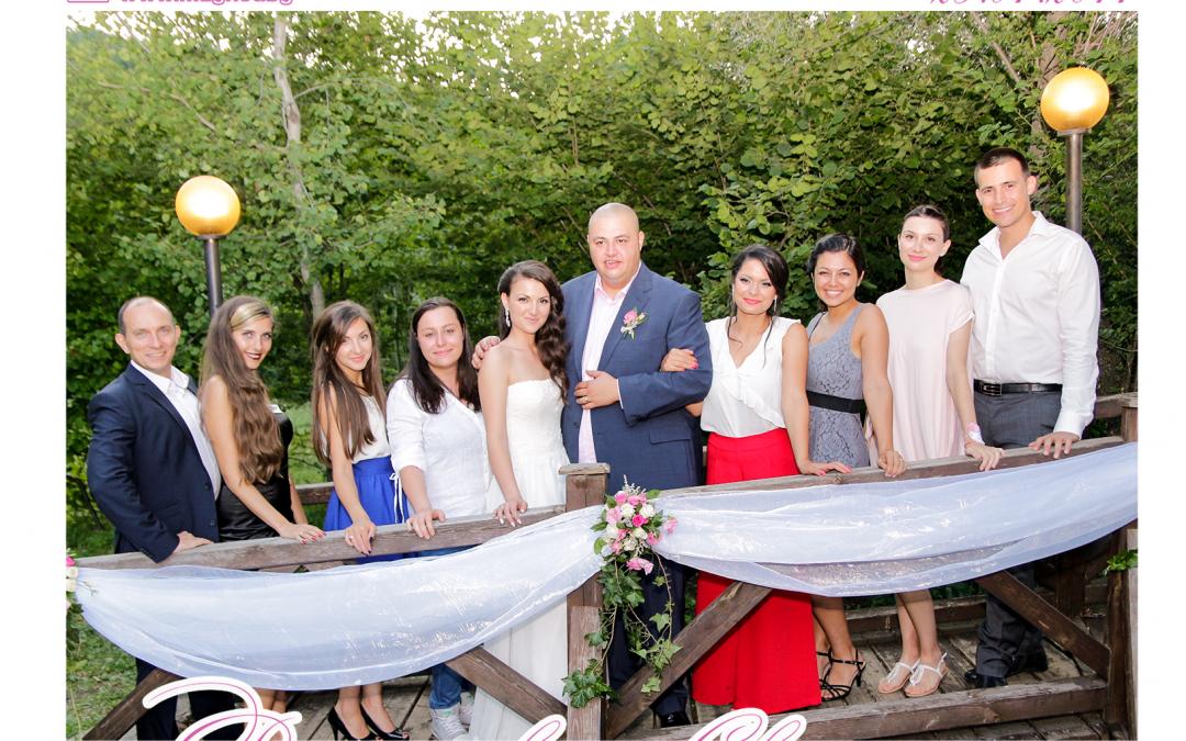 Подаръци за гостите на сватба – Десислава и Светлин – 29.07.17