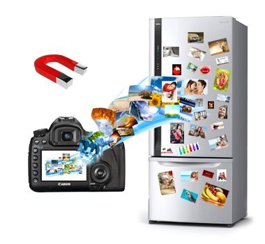 Фотомагнити за хладилник
