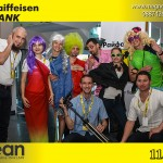 магнитни снимки подаръци за гости фирмено парти тийм билдинг raiffeisen bank 11.06.15