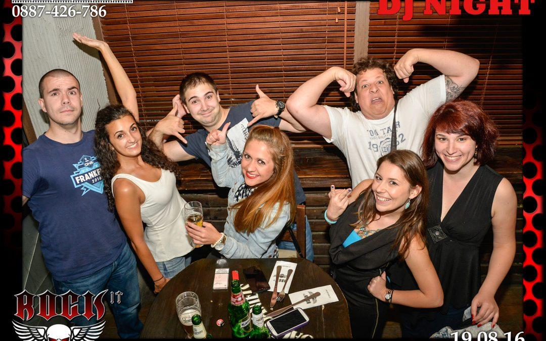 Подаръци за гости Магнитни снимки бар Rock It – 19.08.16