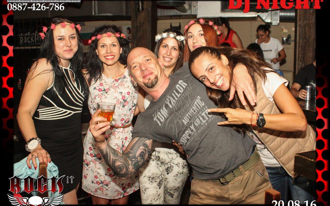 Подаръци за гости Магнитни снимки бар Rock It – 20.08.16